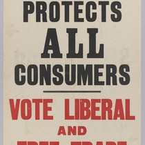 Free Trade protects all consumers: Vote Liberal & Free Trade