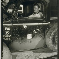 Ambulance driver. March 11, 1943