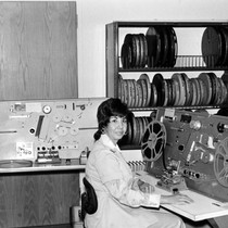Burbank Central Library Audio Visual Department