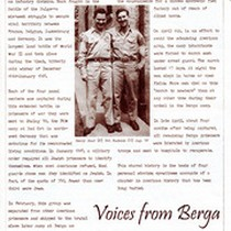 Article With information About POWs At Berga and Biographies of Four Captured ...