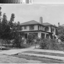 Photograph of Barr Residence, Yuba City (Calif.)