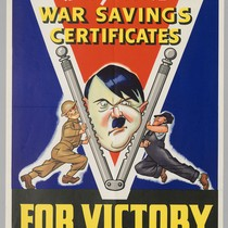 Buy More War Savings Certificates: For Victory