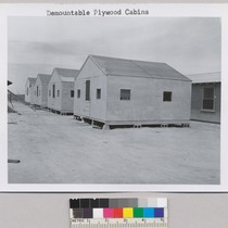 Demountable Plywood Cabins