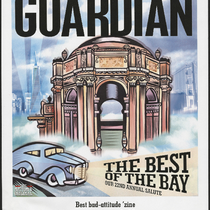 Bay Guardian's Best of the Bay Award to DPN