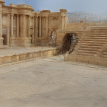 Roman Theater at Palmyra (II)