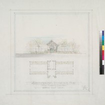 Greenhouse [Elevation and Plan]