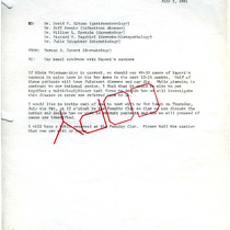 Marcus Conant letter to David F. Altman, Jeff Brooks, William L. Epstein, ...