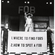 David Henry Hwang's F.O.B. performed by The Asian American Theatre Company /