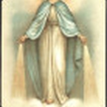 Mother of Divine grace pray for us