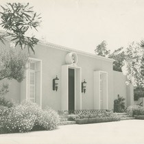 John Elgin Woolf: Menefee house (Beverly Hills, Calif.)