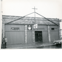 All Nations Pentecostal Church, 5815 San Pablo Avenue, 1989