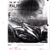 The Art of Ralphing