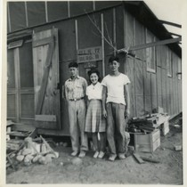 Photographs, Manzanar, 1942-43
