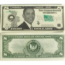 Eight Dollar Bill