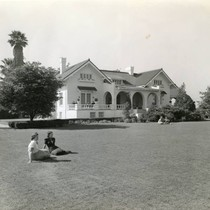 President's Home of George Pepperdine College, ca. 1939