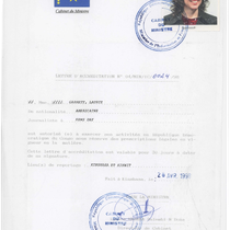 Democratic Republic of the Congo press pass