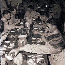 Cafeteria at Hancock College of Aeronautics