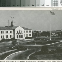 Administration Building, U.S. Naval Air Station, Moffet Field
