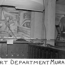 Art Department murals / Lee Passmore