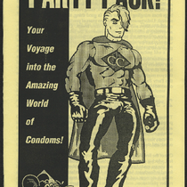 Captain Condom's Original Party Pack Booklet