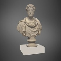 Bust of Emperor Commodus