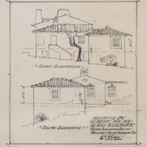 George Washington Smith: Dietrich house (Montecito, Calif.)