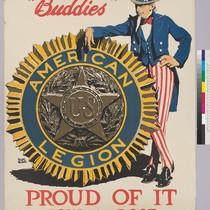 Buddies: Proud of it: Join a Post: veteran Soldiers, Sailors and Marines