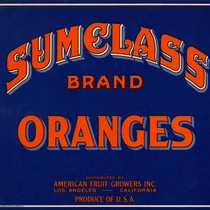 American Fruit Growers Inc., Sumclass Oranges Brand