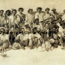 Labor Crew of the Western Salt Works