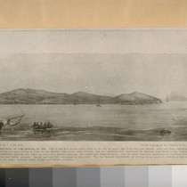 Yerba Buena (now San Francisco) in the Spring of 1837. This is ...