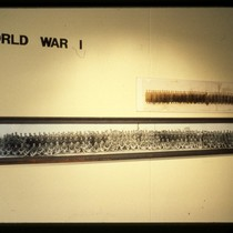 "UCSF Origins of Excellence exhibit ""World War I"""