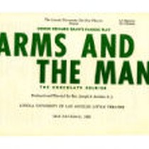 Arms and the Man, 1955