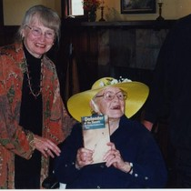 Cornell, Virginia and Kathleen Goddard Jones, 2001
