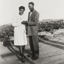 Bernise Turner and Samuel Hamilton, Rosemary Farms : 1946