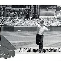 AHP Volunteer Appreciation Day invitation