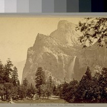 Pohono, The Bridal Veil, 900 Ft., Yo Semite [Yosemite], B 6