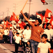 1973 UFW Strike: Picket Lines