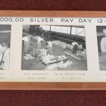 $362.000 Silver payday, December 10, 1954