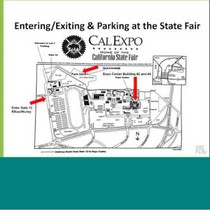 2016 California State Fair Booth Overview