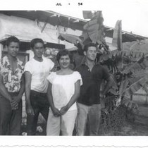 Arthur Palomino & Siblings