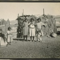 The Indian Children at Furnace Creek Ranch