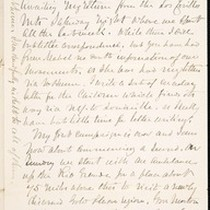 Benjamin Silliman II, letter, 1880 Mar. 22, to Faith W. Hubbard (née ...