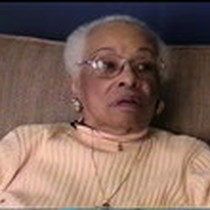 Oral history interview with Audrey Gibson Robinson