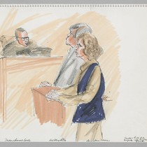 12/16/75 Judge Samuel Conti, Defense Attorney James Hewitt, Sara Jane Moore
