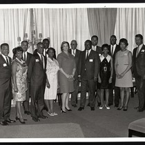 1968 Leaders Roundtable, Mexico