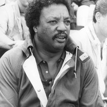 African American man wearing a jacket