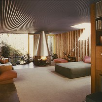 Albert Frey: Frey House 1, interiors