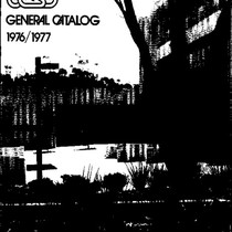 UC San Diego General Catalog, 1976-1977