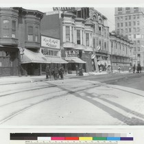 13th Street, looking east from Washington Street, Oakland