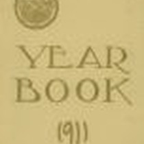 1911 Senior Year Book